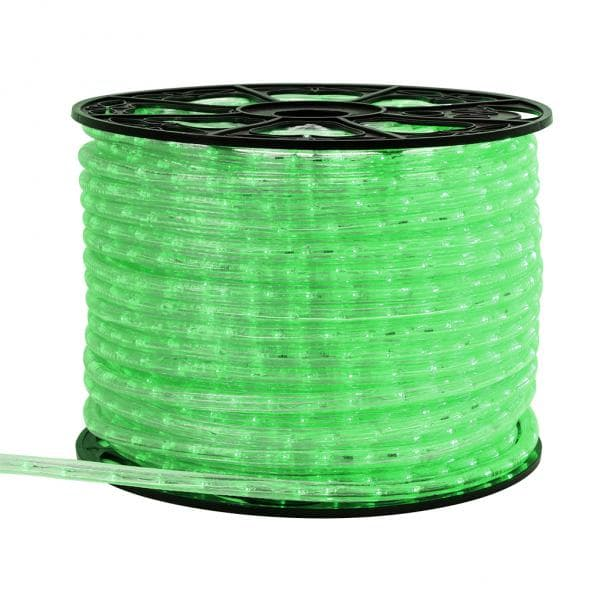 024612 Дюралайт ARD-REG-STD Green (220V, 36 LED/m, 100m). Катушка 100 м