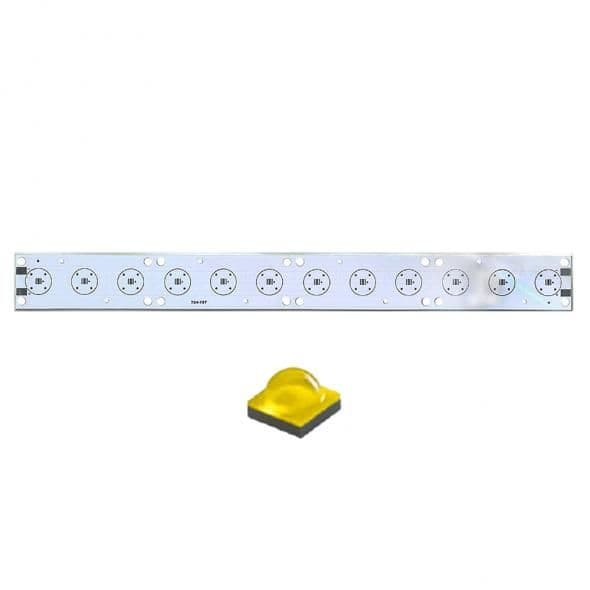 020643 Плата 320x32-12XP CREE (12x LED, 724-157)